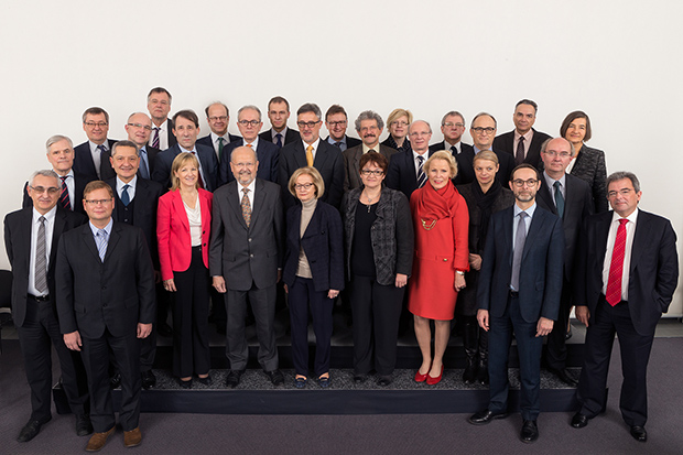 Supervisory Board - Group photo