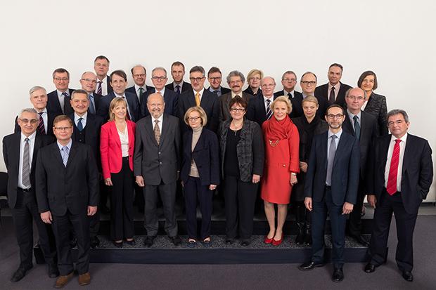 Supervisory Board - Group photo