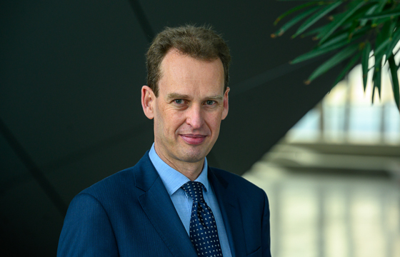 Interview with Frank Elderson, Vice-Chair of the ECB's Supervisory Board, Supervision Newsletter